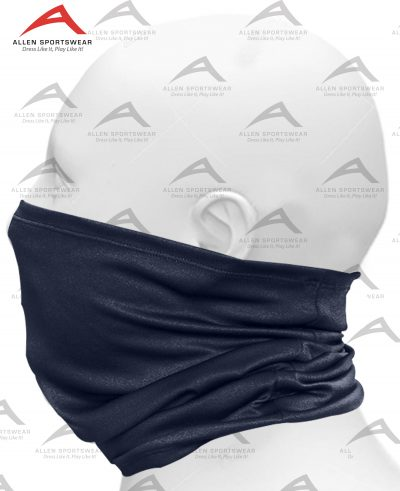 STRETCH PERFORMANCE GAITER DEEP NAVY Right side