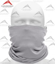 STRETCH PERFORMANCE GAITER SILVER