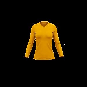 Image for Women's Short Sleeve V-Neck Jersey