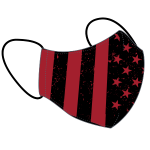 YOUTH FREESTYLE SUBLIMATED MASK_FLAG
