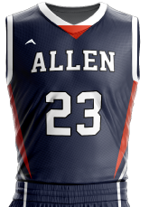 Image for Basketball-Jersey-Sublimated 513