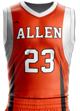 Image for Basketball-Jersey-Sublimated 515