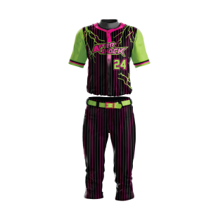 Image for Baseball Uniform Sublimated Aftershock