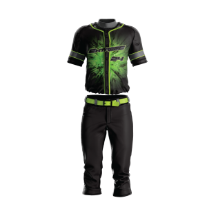 Image for Baseball Uniform Sublimated Explosion