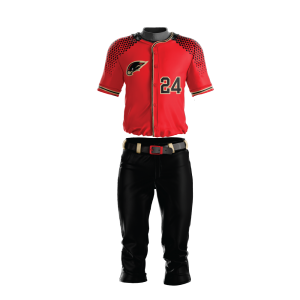 Image for Baseball Uniform Sublimated Hawk