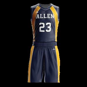 Image for Basketball Uniform Pro 258