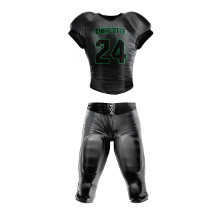 Image for Football Uniform Sublimated Charlotte