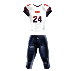 Image for Football Uniform Sublimated Parallel