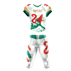 Image for Football Uniform Sublimated Riptide