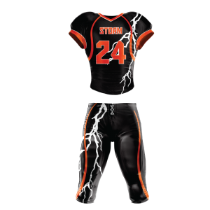 Image for Football Uniform Sublimated Storm