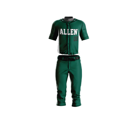 Custom Sublimated Baseball Uniform 200