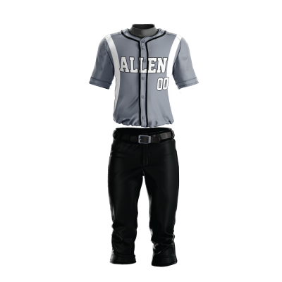 Custom Sublimated Baseball Uniform 201