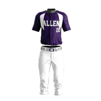 Custom Sublimated Baseball Uniform 202