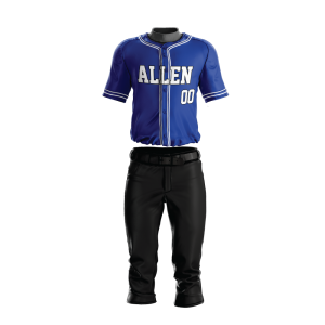 Image for Baseball Uniform Sublimated 501