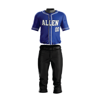 Custom Sublimated Baseball Uniform 501
