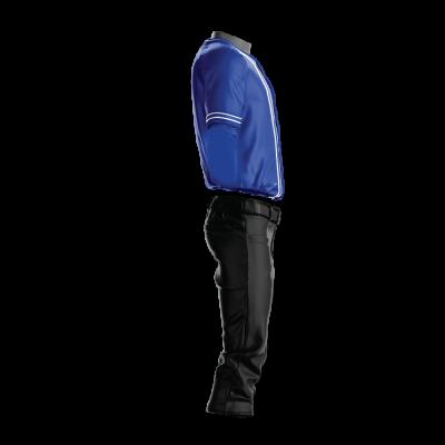 Custom Sublimated Baseball Uniform 501-side view