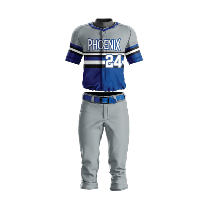 Custom Sublimated Baseball Uniform PHOENIX