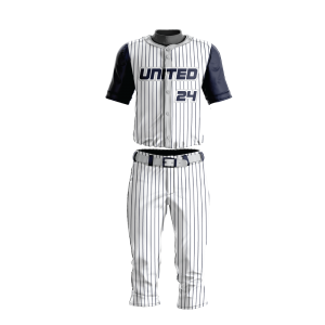 Image for Baseball Uniform Sublimated United