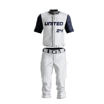 BASEBALL UNIFORM SUBLIMATED UNITED