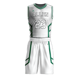 Image for Basketball Uniform Sublimated 505 Away
