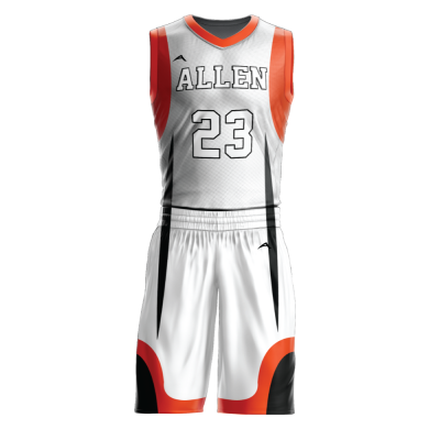 BASKETBALL REVERSIBLEUNIFORM ELITE 515