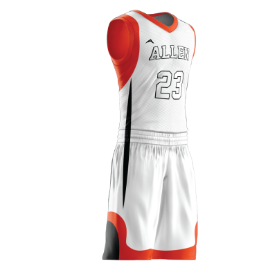 BASKETBALL REVERSIBLEUNIFORM ELITE 515 SIDE