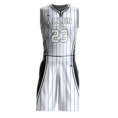 BASKETBALL REVERSIBLEUNIFORM ELITE 517