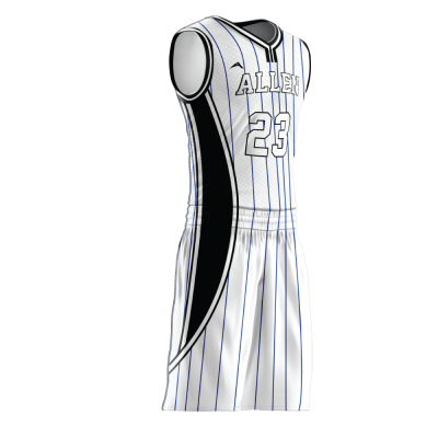 BASKETBALL REVERSIBLEUNIFORM ELITE 517 SIDE
