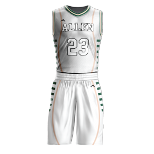 Image for Basketball Uniform Pro 236 Away