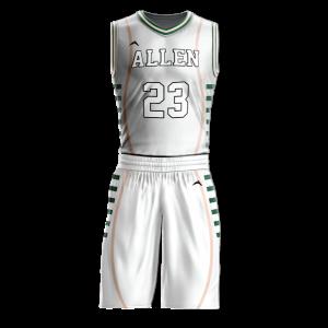 Image for Basketball Uniform Pro 236 Away
