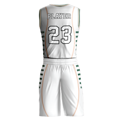BASKETBALL REVERSIBLEUNIFORM PRO 236 BACK