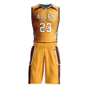 Image for Basketball Uniform Pro 246 Away