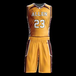Image for Basketball Uniform Pro 246 Away