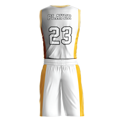 BASKETBALL REVERSIBLEUNIFORM PRO 248 BACK