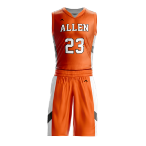 Image for Basketball Uniform Sublimated 501