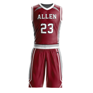 Image for Basketball Uniform Sublimated 502