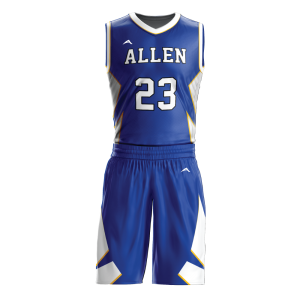 Image for Basketball Uniform Sublimated 504