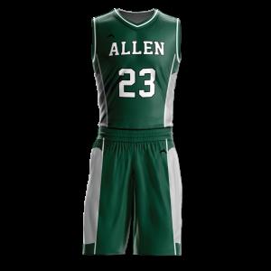 Image for Basketball Uniform Sublimated 505