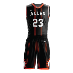 Image for Basketball Uniform Sublimated 506