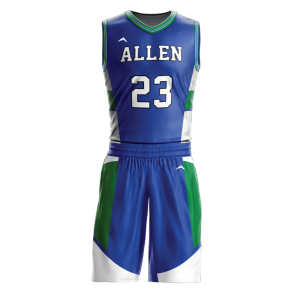 Image for Basketball Uniform Sublimated 507