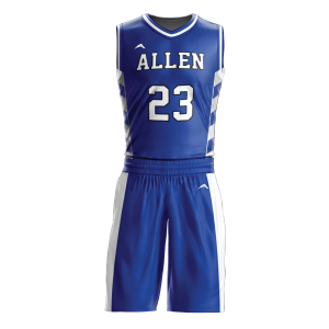 Image for Basketball Uniform Sublimated 509