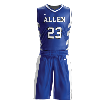 BASKETBALL UNIFORM SUBLIMATED 509