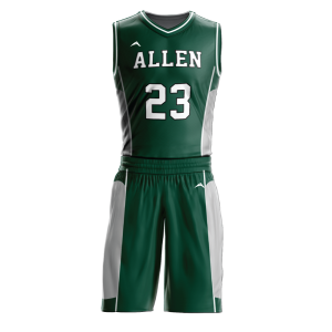 Image for Basketball Uniform Sublimated 510