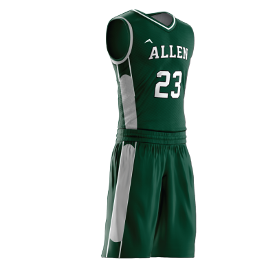 BASKETBALL UNIFORM SUBLIMATED 510 SIDE