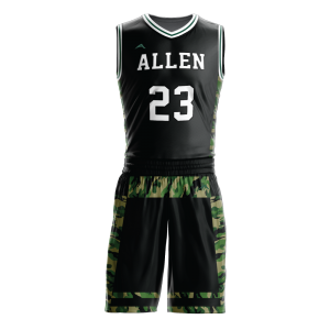 Image for Basketball Uniform Sublimated 511