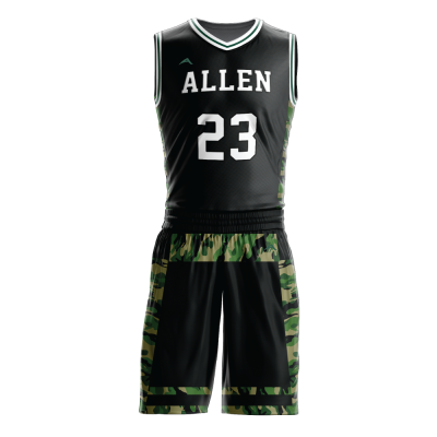 BASKETBALL UNIFORM SUBLIMATED 511