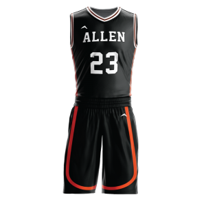 Image for Basketball Uniform Sublimated 512