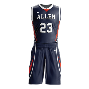 Image for Basketball Uniform Sublimated 513