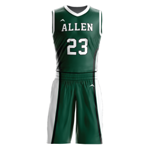 Image for Basketball Uniform Sublimated 514