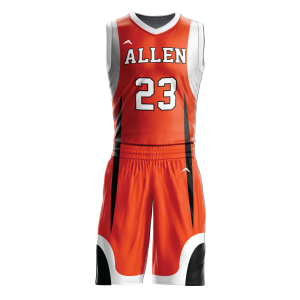Image for Basketball Uniform Sublimated 515